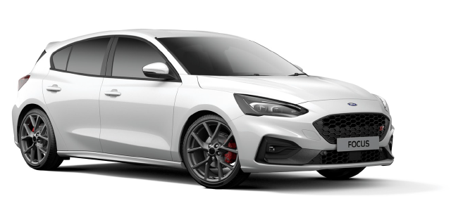 /All-New Ford Focus ST-Line X