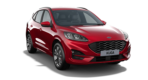 /All-New Kuga ST-Line First Edition PHEV